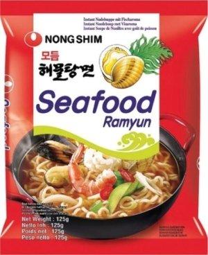 農心海鮮湯麵